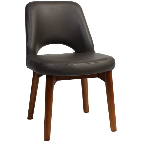 Albany Chair - Timber Base