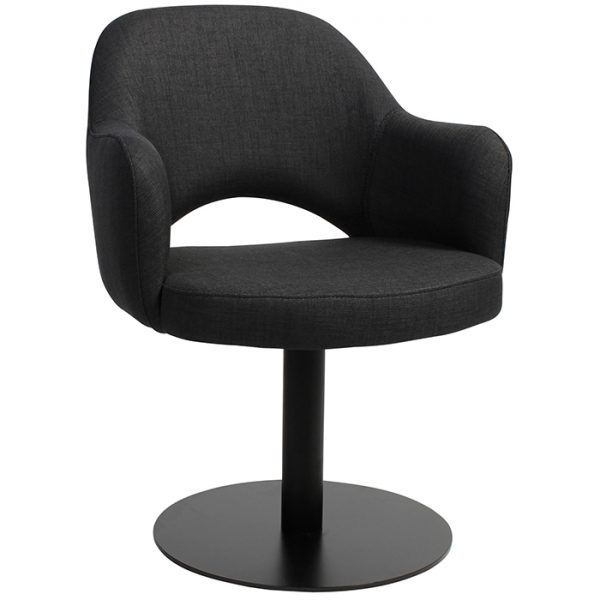 Albany Arm Chair - Disc Base