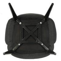Albany XL Tub Chair - Metal