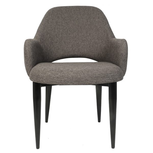 Albany XL Tub Chair - Metal