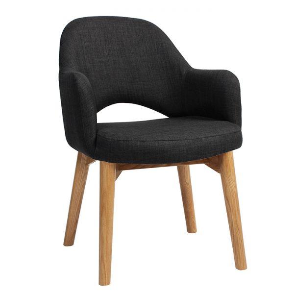 Albany XL Tub Chair - Timber