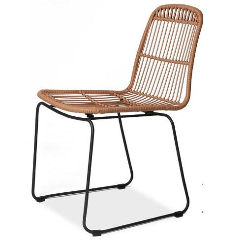 Artie Wicker Side Chair