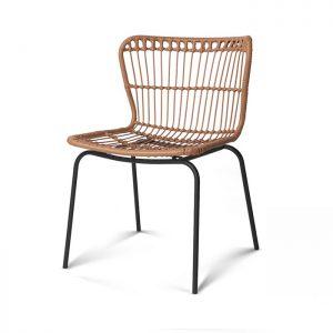 Artie Wicker Dining Chair