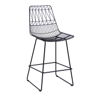 bend bar stool