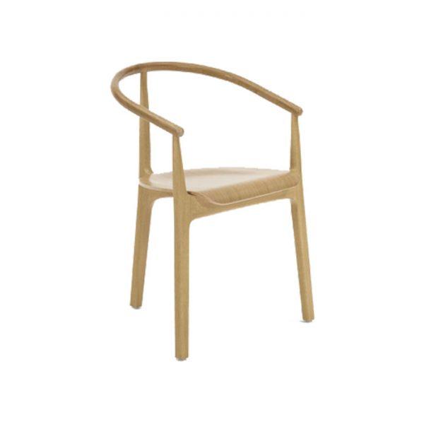 Evo Oak Dining Chair