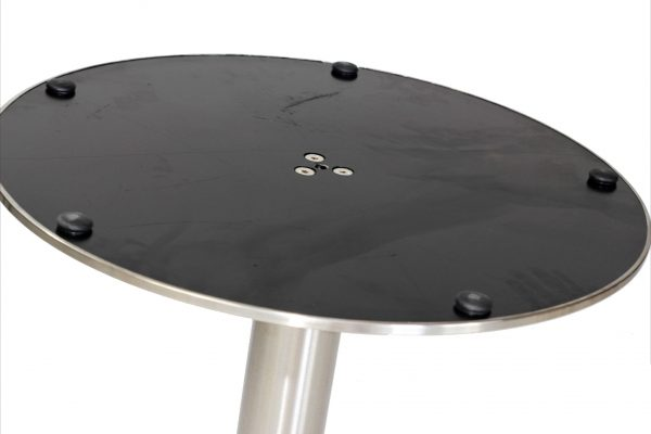 Bistro Coffee Table Disc Base 400