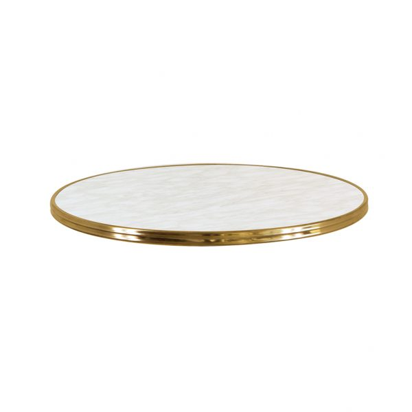SM France Table Top (Marbre, Round, 600mm)