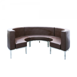 Bennet Banquette (round booth seating)