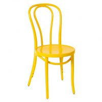 Bentwood Chair Coloured