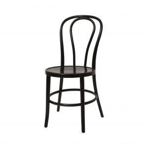 Bentwood Chair Stackable Coloured