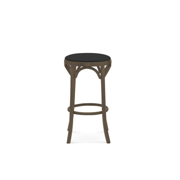 Bentwood Stool 680H Stained