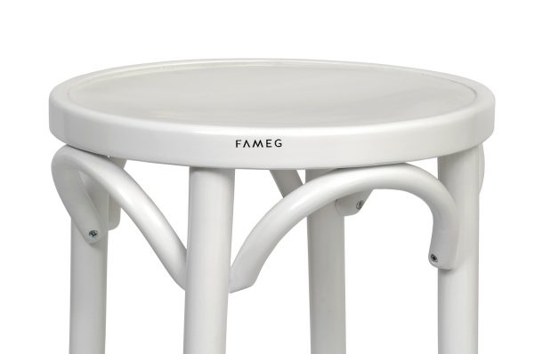 Bentwood Stool 680H Coloured