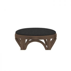 Bentwood Bar Stool Seat Pad