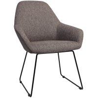 Bronte Tub Chair - Sled base