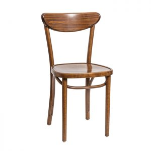 Buskin Timber Chair (Walnut Dining Chairs)