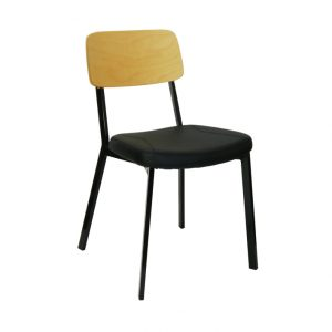 Loft Chair with Seat Pad