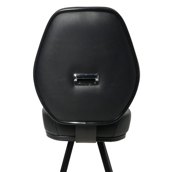 Cairo Gaming Stool - 4-Leg base black