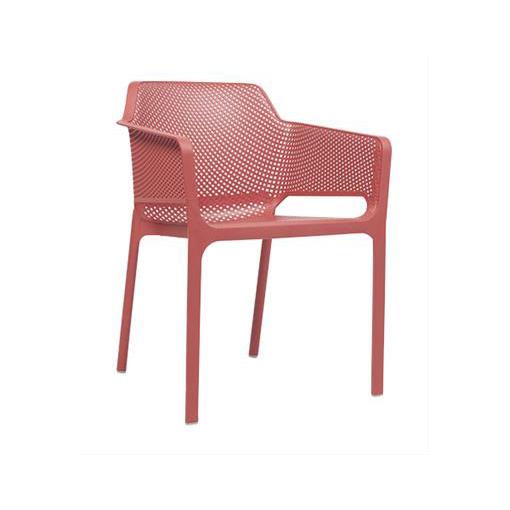 Luke Stackable Outdoor Chair
