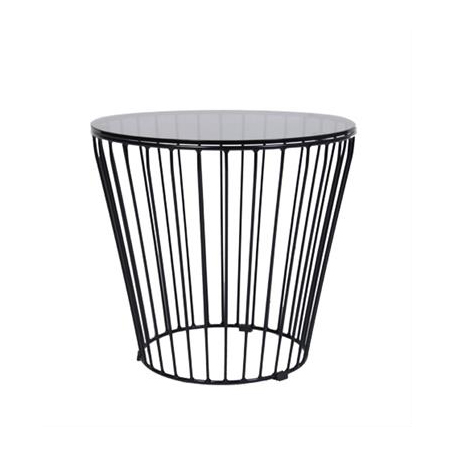 Cage Coffee Table Round