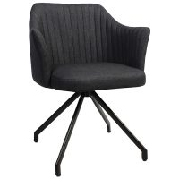 Coral Arm Chair - Trestle Base