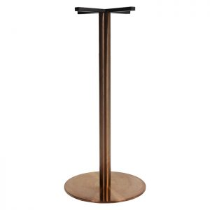 Copper Coffee Table Base Dry Bar 450