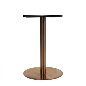 Copper Coffee Table Base 450