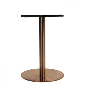 Copper Coffee Table Base 540