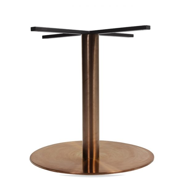 Copper Coffee Table Base 720
