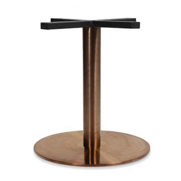 Copper Coffee Table Base 400