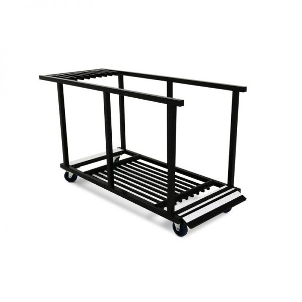 Table Trolley Round