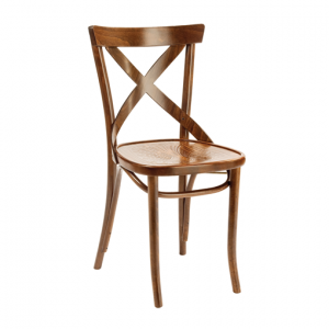 Derby Cross Back Chair