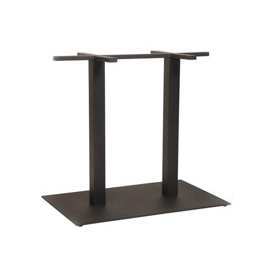 Dunhill Table Base Black Rectangle 800x500