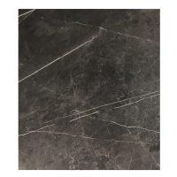 Melamine Top Brass Edge - 800x600mm - Marble