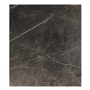Melamine Top Brass Edge - 800x600mm - Marble