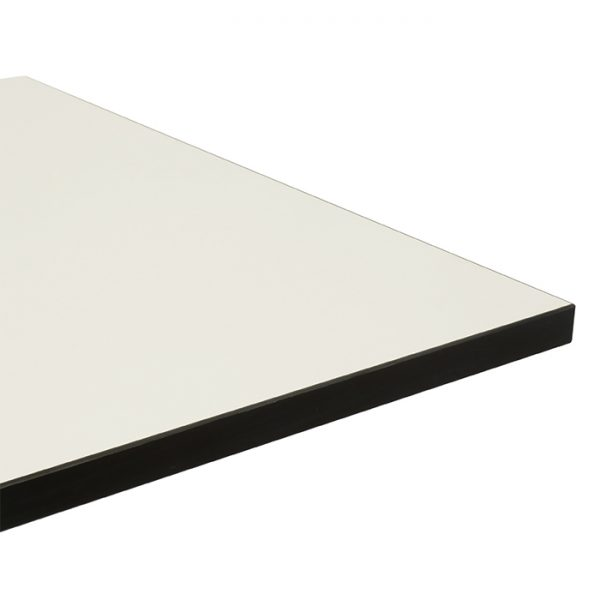 EZTOP Reversible Square 700mm - Black/White