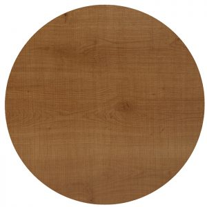 EZTOP Round 600mm - Light Oak