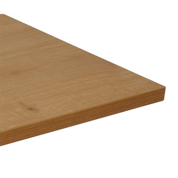 EZTOP Square 800mm - Light Oak