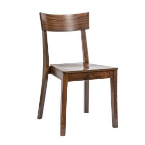 Latte Dining Timber Chair