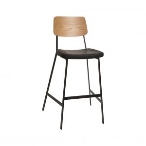 Loft Padded Bar Stool