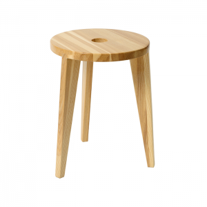 Milka Timber Stool 460