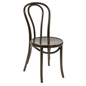 Bentwood Chairs (Black)