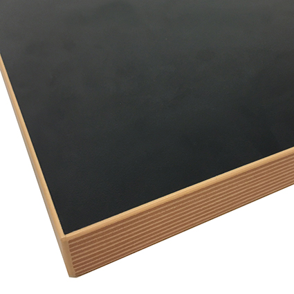 25mm Laminate with ABS Solid Edge - Rectangle