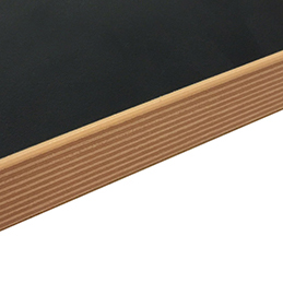 25mm Laminate with ABS Solid Edge - Round