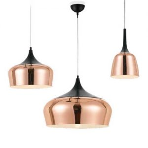 Polk Pendant Copper