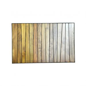 Burmese Teak Top - Rectangle