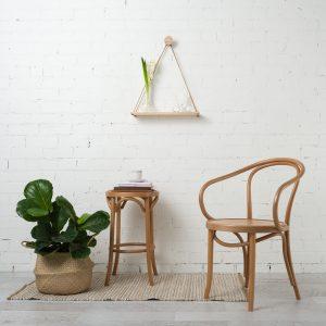 Bentwood restaurant chair