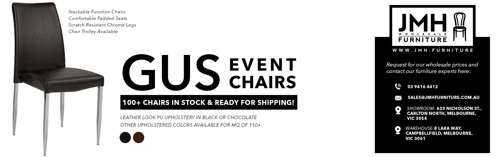 event furniture purchase