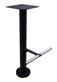 bar stool black base
